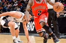 Nate Robinson Hoops in Nike Air Yeezy 2