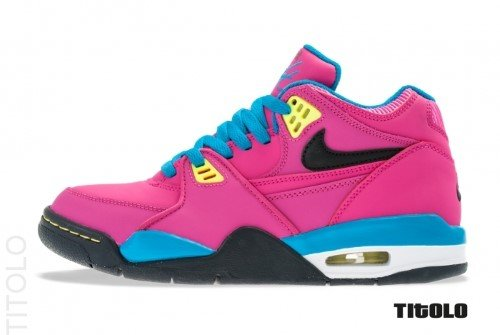 nike-air-flight-89-fusion-pink-black-electric-yellow-1