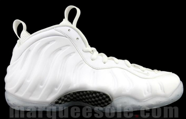 "Nike Air Foamposite One ""Summit White"" 