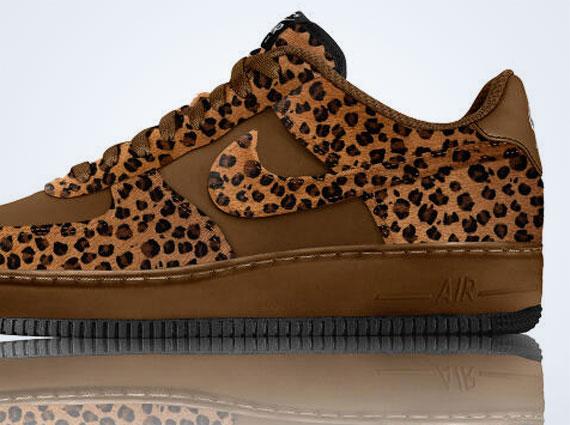 Nike Air Force 1 iD Cheetah Options