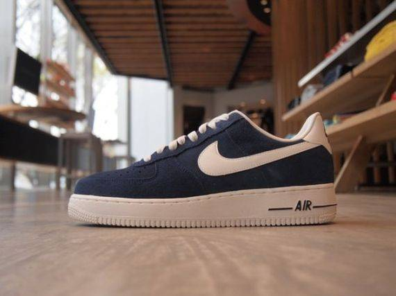 Nike Air Force 1 Suede Pack
