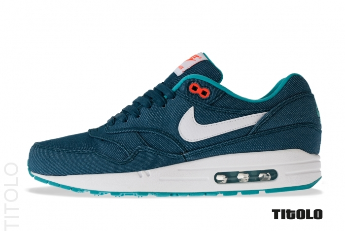 switzerland nike air max 1 premium midnight turquoise 9590b
