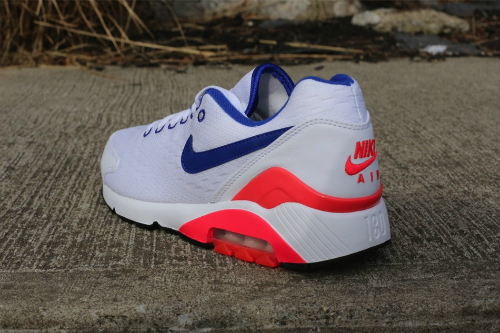 "Cheap Nike Air Max 180 ""Red Safari Sneaker"