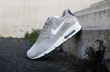 Nike Air Max 90 Essential Suede Pack 'Classic Stone/Sail-Dark Grey'