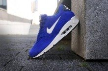 Nike Air Max 90 Essential Suede Pack 'Hyper Blue/Sail-Dark Grey'