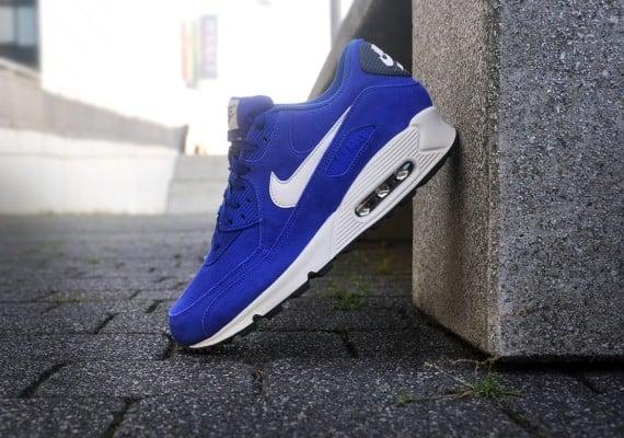 nike air max one blue suede