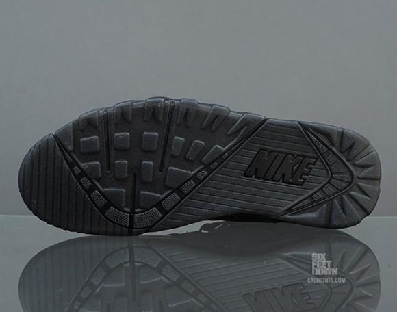 Nike Air Trainer SC High Premium Blackout