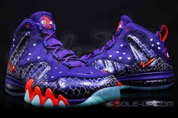 Nike Barkely Posite Max Suns