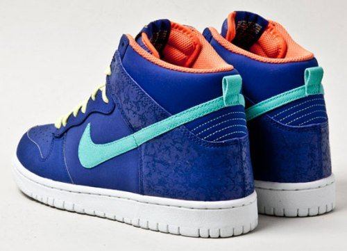 Nike Dunk High Barkley
