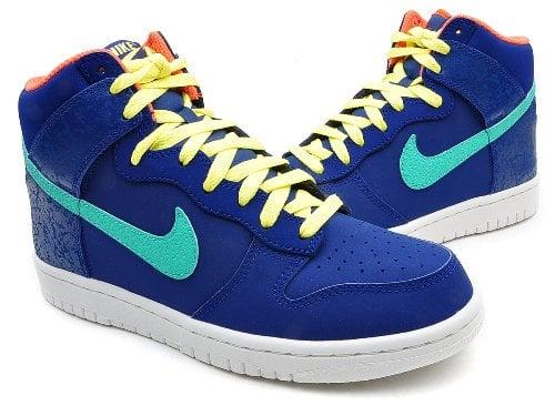 Nike Dunk High Barkley
