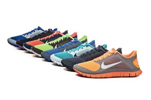 Nike Free Run Spring Collection
