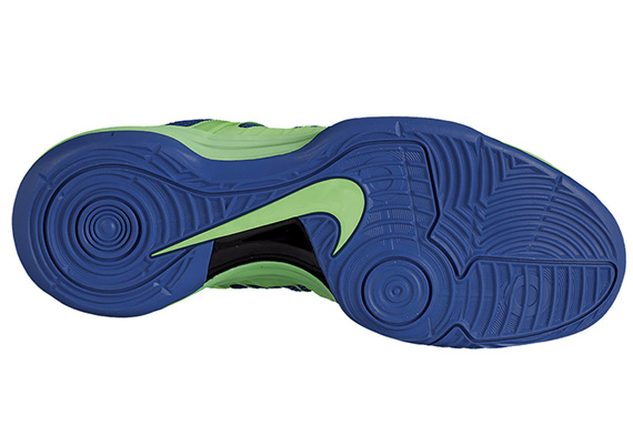 Now Available: Nike Hyperdunk 2012 Low Poison Green/ Hyper Blue