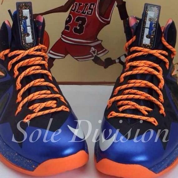 First Look Nike LeBron X Elite