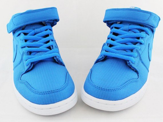 Nike SB Dunk Mid Photo Blue Ripstop