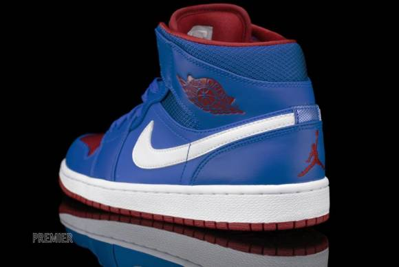 Now Available Air Jordan 1 Mid 76ers