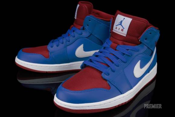 Air Jordan 1 Mid '76ers' | SneakerFiles