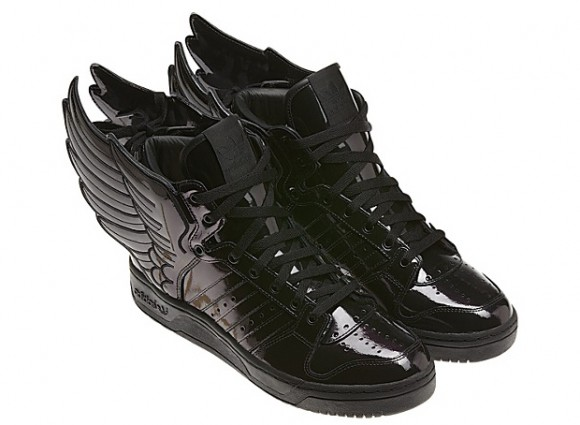 Now Available Blackout Jeremy Scott X adidas Originals Wings 20