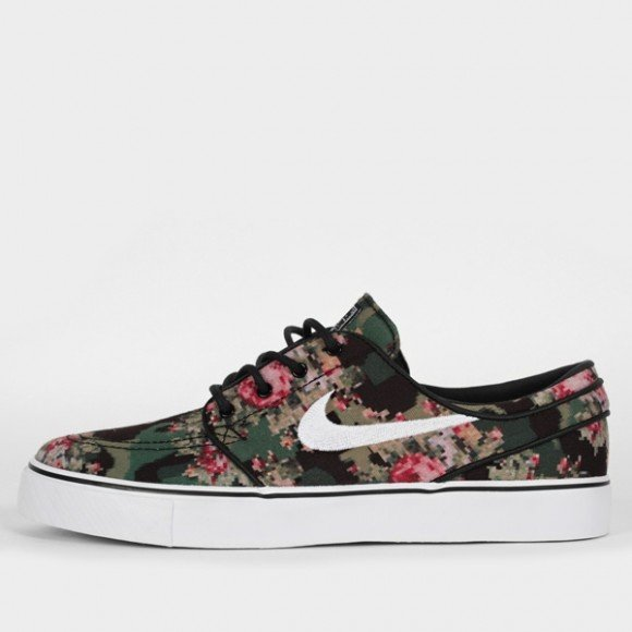 Now Available Nike SB Stefan Janoski Premium Digi Floral