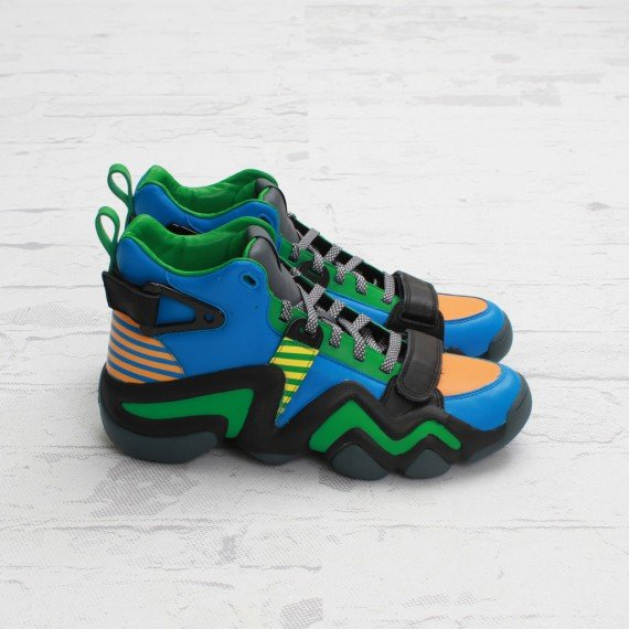 Now Available Opening Ceremony x Adidas Originals Crazy 8 Tennis