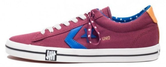 Now Available UNDFTD x Converse Born Not Made Collection