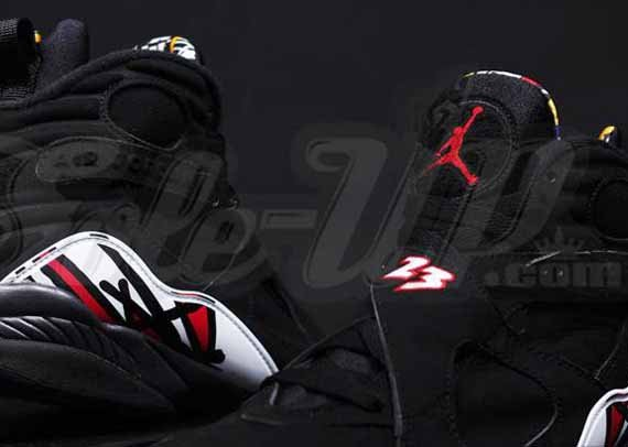 Playoff  Air Jordan VIII (8) 2013 Retro  86dcd6d445