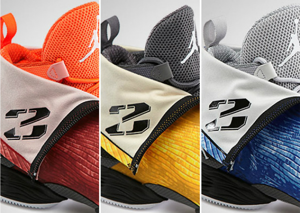 Release Reminder: Air Jordan XX8 (28) 'Color Pack'