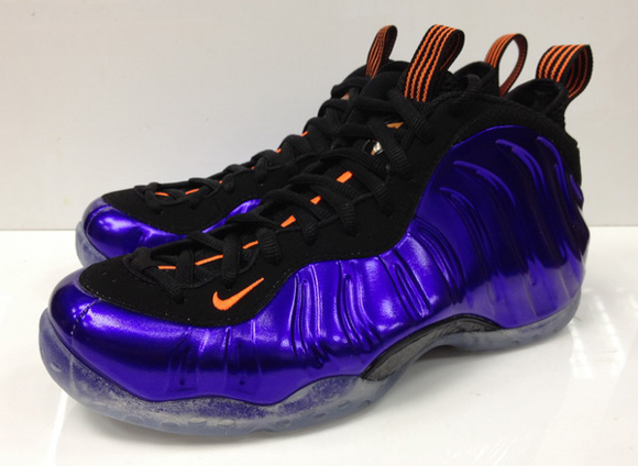 Release Reminder: Nike Air Foamposite One 'Phoenix Suns'