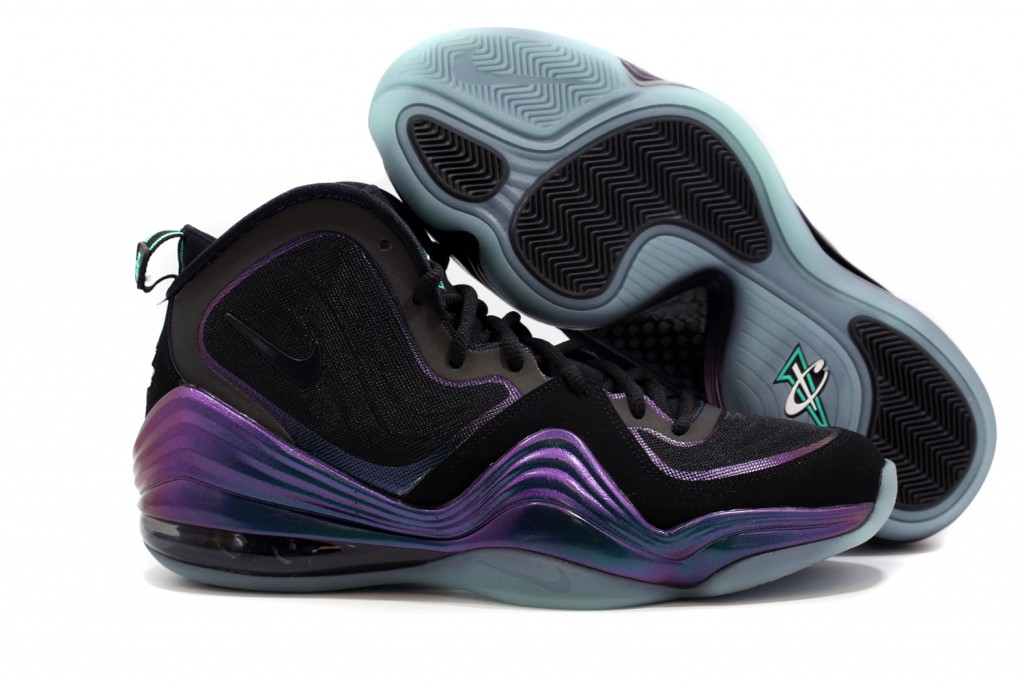 Release Reminder: Nike Air Penny V (5) 'Invisibility Cloak'