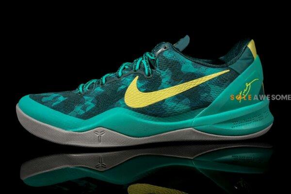 Release Reminder: Nike Kobe 8 System+ 'Supernatural'