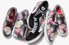 Supreme x Vans 'Power, Corruption & Lies' Collection