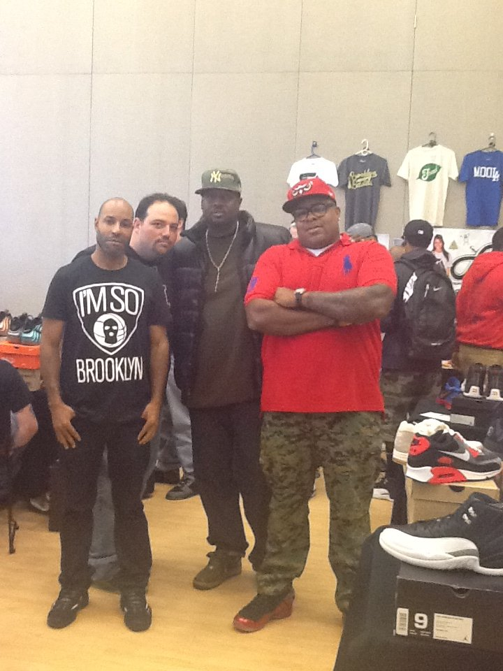 "Who is the ""Sneaker Mafia""?"