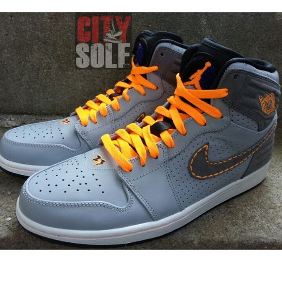 Air Jordan 1 Retro 93 Bright Citrus Release Date 2