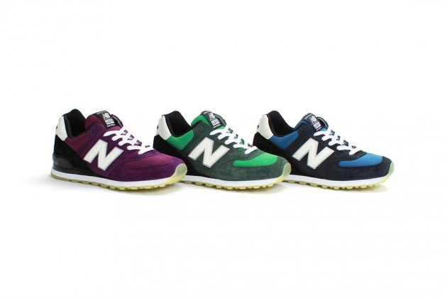 Concepts x New Balance 574 Northern Lights Pack