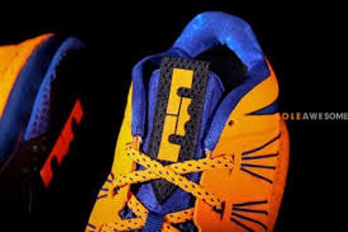 New York Knicks Nike Lebron X (10) Low