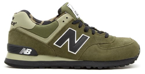 New Balance ML574 Military Camo Pack 2