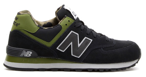 New Balance ML574 Military Camo Pack