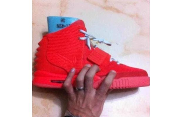 New Nike Air Yeezy 2 Colorway