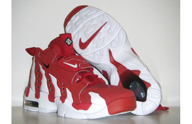 Nike Air DT Max 96 Varsity Red White 2