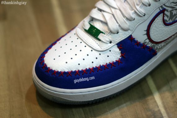 Nike Air Force 1 Puerto Rico New Images 3