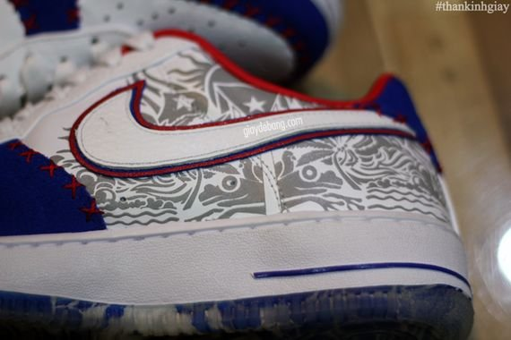 Nike Air Force 1 Puerto Rico New Images 4