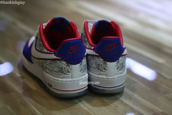 Nike Air Force 1 Puerto Rico New Images 5