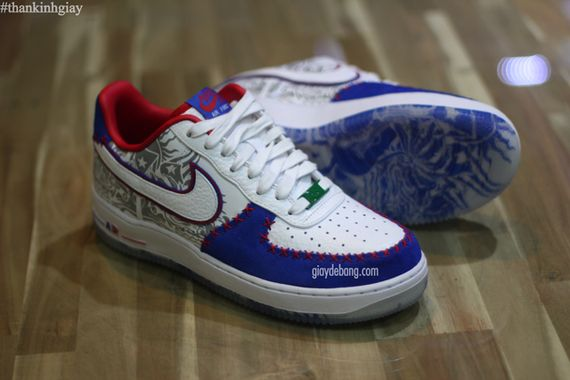 Nike Air Force 1 Puerto Rico New Images 6