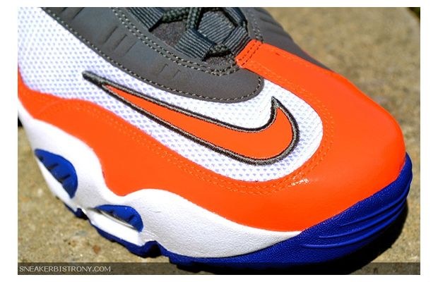 Nike Air Griffey Max 1 White Total Crimson Hyper Blue 2