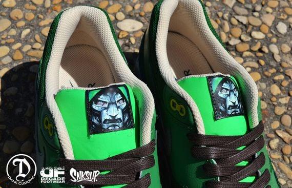 Nike Air Max 1 Dr Doom Customs by Jwdanklefs 3