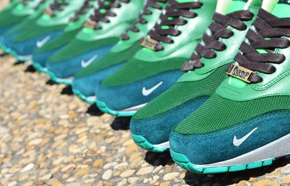 Nike Air Max 1 Dr Doom Customs by Jwdanklefs 4