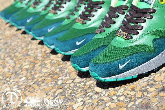 Nike Air Max 1 Dr Doom Customs by Jwdanklefs
