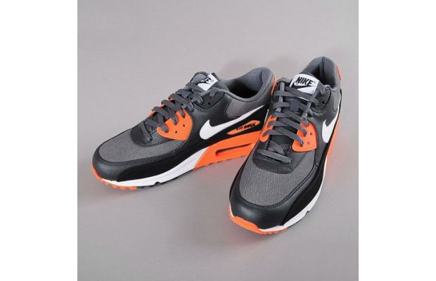 Nike Air Max 90 Premium Total Crimson 3