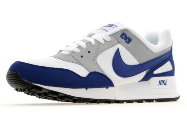 Nike Air Pegasus 89 White Grey Blue 2