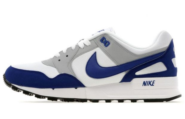 Nike Air Pegasus 89 White Grey Blue