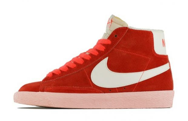 Nike Blazer Vintage Total Crimson Sail